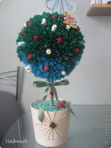 Эти подарочки - моим коллегам:) Вот так вот по - весеннему:) И вкусненько - с конфетками фото 10
