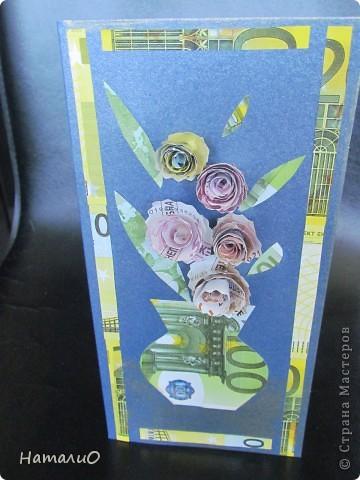 Весна! и у меня расцвели подснежники! Получилась такая вот открытка в подарок учителю. фото 6