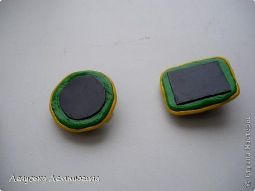Вот такие магнитики у меня получились фото 4