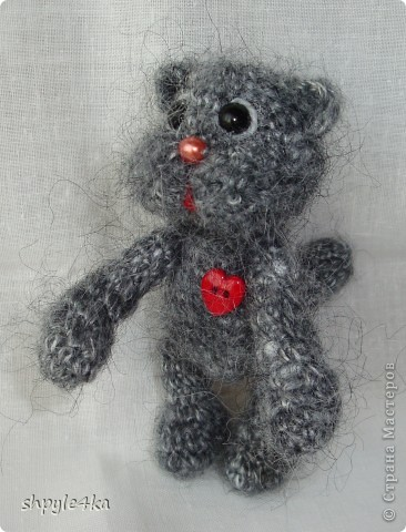 Мишка-малышка фото 3
