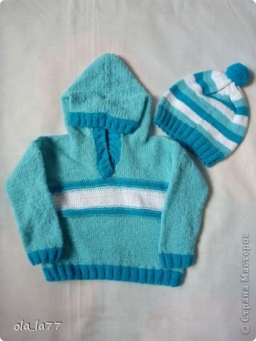 в подарок для новорожденного сынишки подруги...)))) фото 1