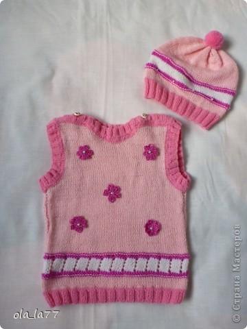 в подарок для новорожденного сынишки подруги...)))) фото 2