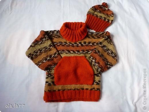 в подарок для новорожденного сынишки подруги...)))) фото 3