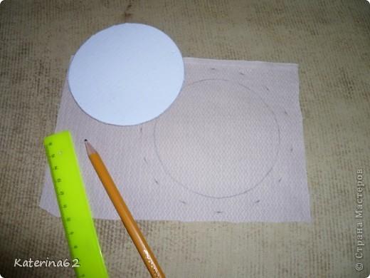 Мастер-класс по пошиву вот такой вот симпотичной и очень простой игольницы. фото 4