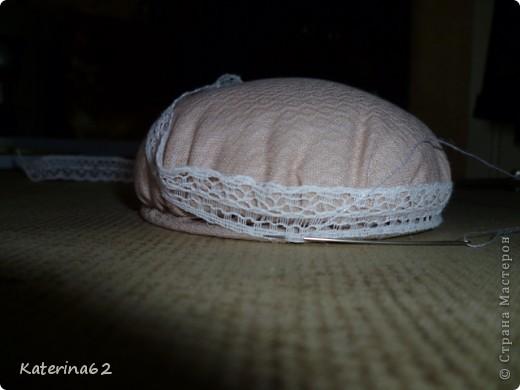 Мастер-класс по пошиву вот такой вот симпотичной и очень простой игольницы. фото 17