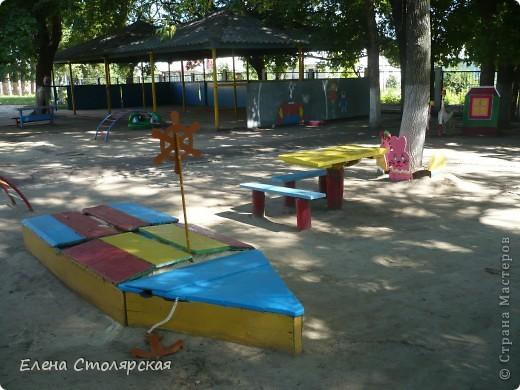Сделала на участке детского сада фото 7