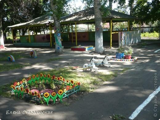 Сделала на участке детского сада фото 9