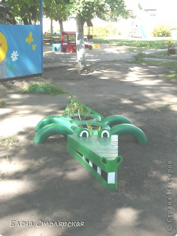 Сделала на участке детского сада фото 11