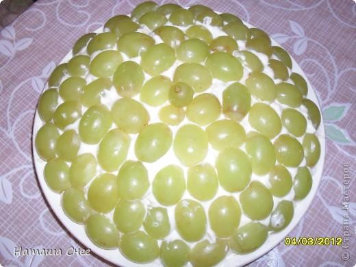 """моя """"Виноградная гроздь"""""""