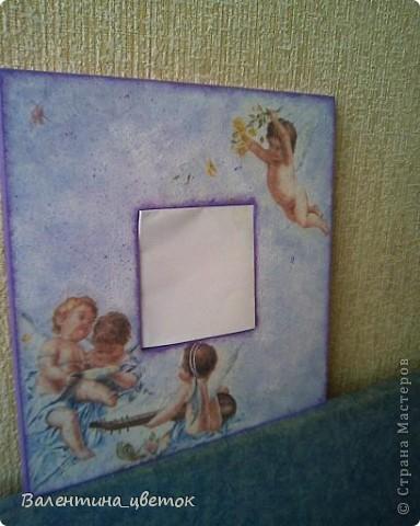 """Зеркало для подруги """"Райские птицы"""" фото 6"""