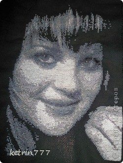 Вышила с фото портрет фото 2
