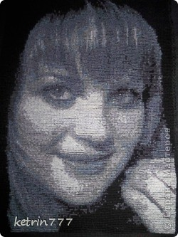 Вышила с фото портрет фото 1