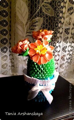 delightful flower (handmade) фото 2