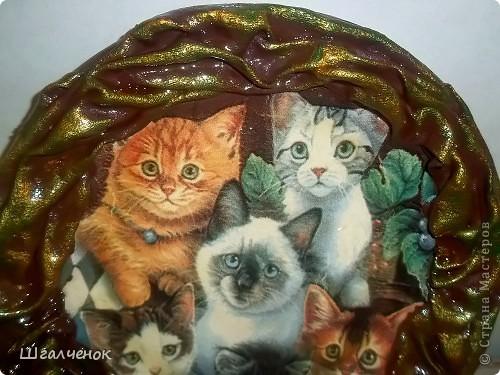 Вот такие у меня получились тарелочки фото 4