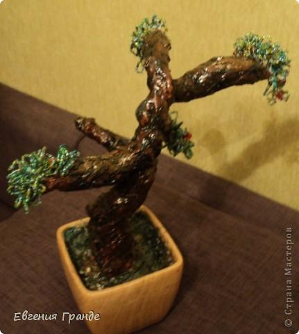 Моё первое дерево.... Я им горжусь (хотя не всем оно нравиться)... фото 3