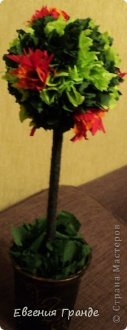 Каждое дерево было сделано в подарок... фото 2