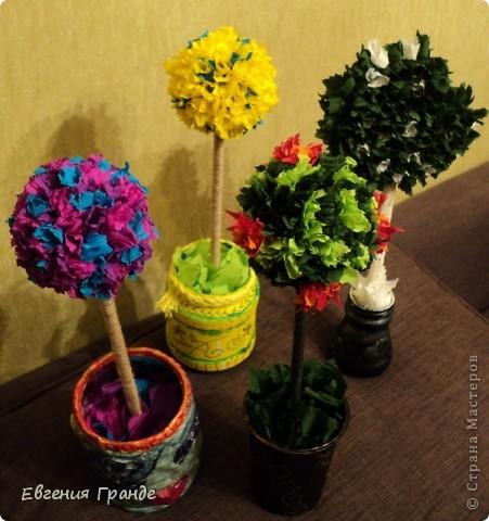 Каждое дерево было сделано в подарок... фото 10