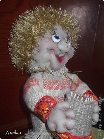 Домовенок Миша фото 2