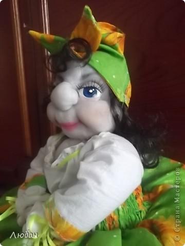 "Кукла на чайник ""Маргоша"" фото 1"