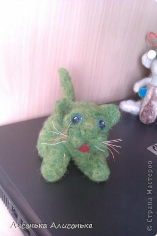 Инопланетный кот фото 3