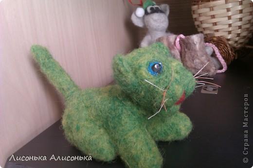 Инопланетный кот фото 4