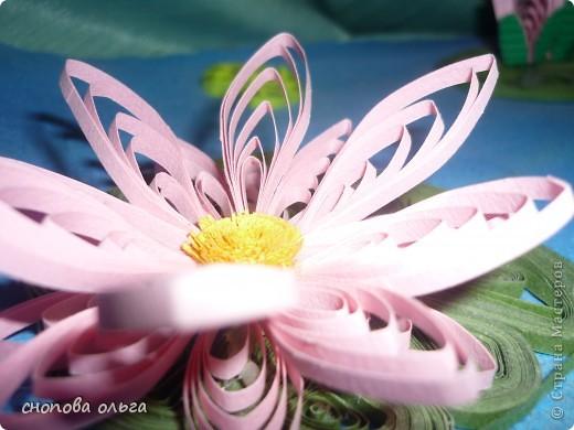 Этот цветок я сделала маме на 8 Марта фото 2