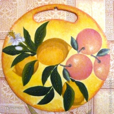 Мое лимонно-апельсиновое настроение..)))) фото 5