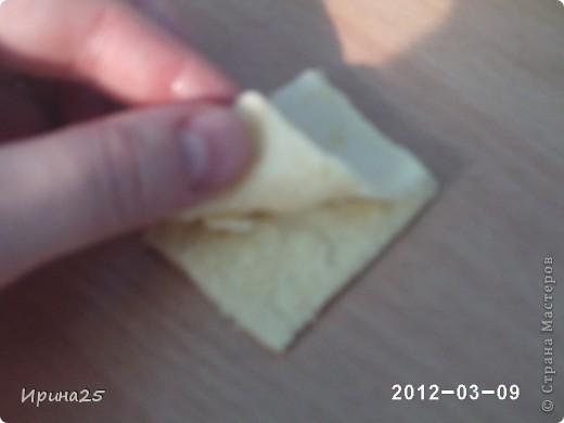 """Здесь два вида печенья, то что сверху- """"Ракушки"""", а то что снизу-это как раз то печенье о котором пойдёт речь.Печенье получается очень нежное, чем то напоминает слоечку, но только слоечка рассыпается, а это печенье нет. фото 11"""