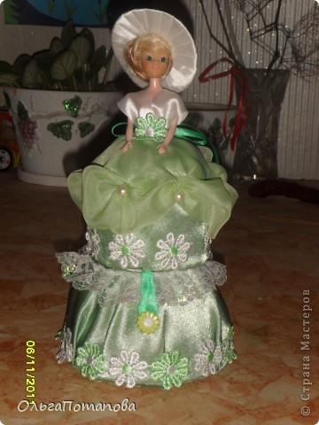 Все куклы созданы по мастер классам ineska https://stranamasterov.ru/node/128514 и Ксения 2010 https://stranamasterov.ru/node/208355. Украшала правда, используя собственную фантазию.  фото 1