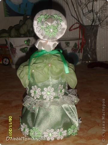 Все куклы созданы по мастер классам ineska https://stranamasterov.ru/node/128514 и Ксения 2010 https://stranamasterov.ru/node/208355. Украшала правда, используя собственную фантазию.  фото 2