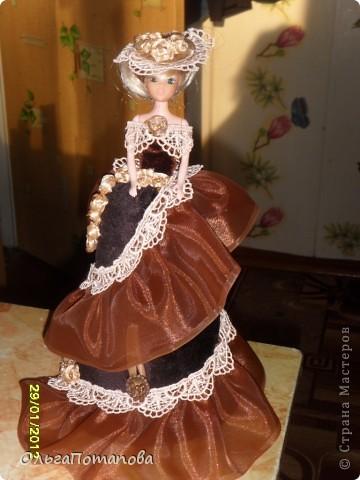 Все куклы созданы по мастер классам ineska https://stranamasterov.ru/node/128514 и Ксения 2010 https://stranamasterov.ru/node/208355. Украшала правда, используя собственную фантазию.  фото 5