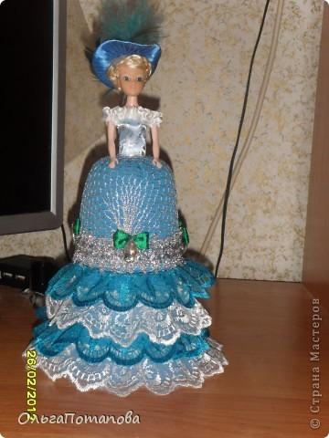 Все куклы созданы по мастер классам ineska https://stranamasterov.ru/node/128514 и Ксения 2010 https://stranamasterov.ru/node/208355. Украшала правда, используя собственную фантазию.  фото 17