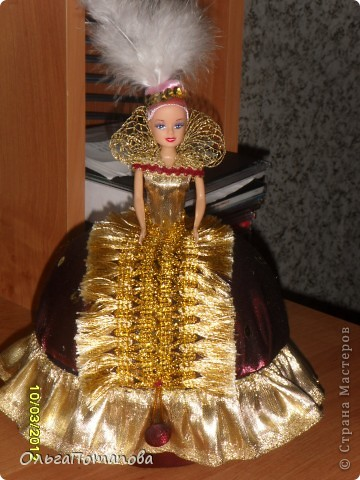 Все куклы созданы по мастер классам ineska https://stranamasterov.ru/node/128514 и Ксения 2010 https://stranamasterov.ru/node/208355. Украшала правда, используя собственную фантазию.  фото 19