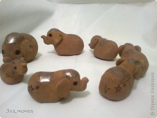 Семь слоников фото 1