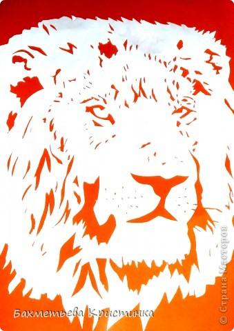 Царь зверей(повторюшки 2012 год)