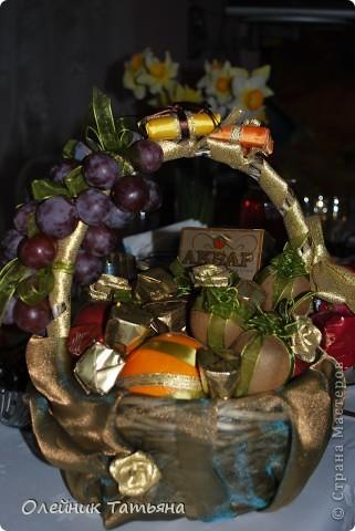корзина фруктов фото 2