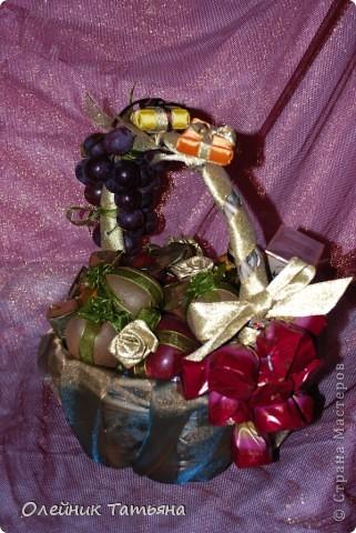 корзина фруктов фото 4