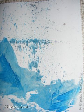 Заснеженные горы фото 1