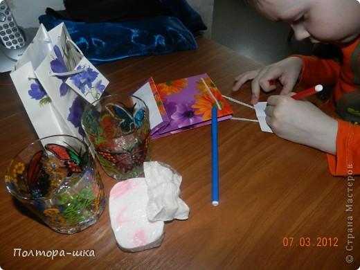Сделали подарки на 8 марта. фото 3