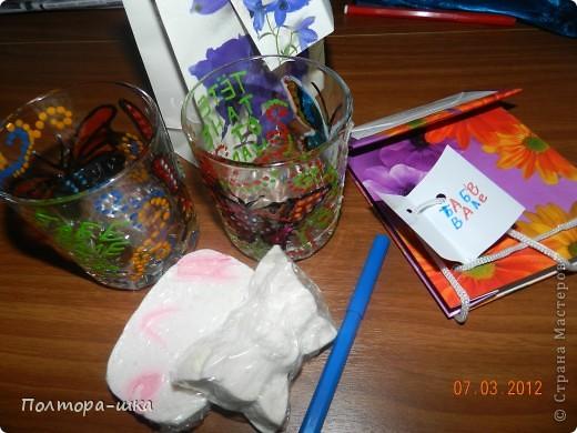 Сделали подарки на 8 марта. фото 4