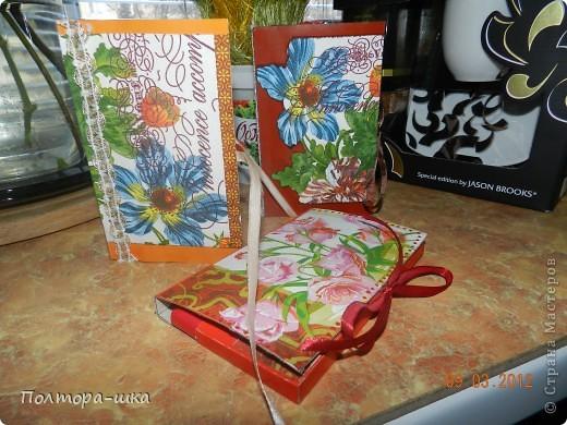 Сделали подарки на 8 марта. фото 6