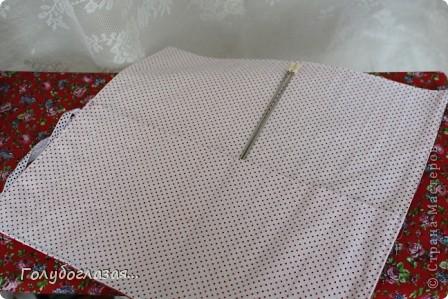 Чехол для спиц сшила в подарок для одного хорошего человека, который увлекается вязанием.  фото 3