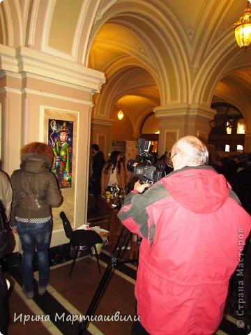 выставка работ Зураба Мартиашвили 08,03,12 фото 4