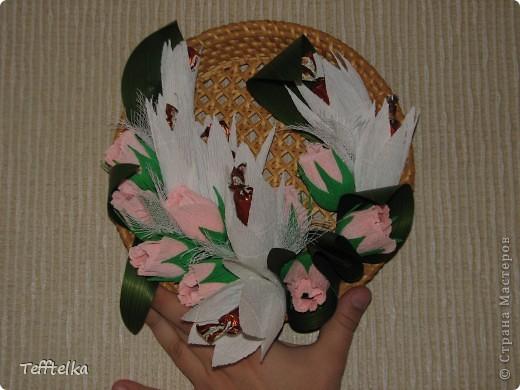 Конфетная тарелочка фото 2
