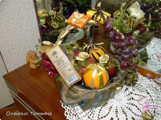 корзина фруктов фото 3