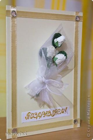 Открытка на венчание фото 2