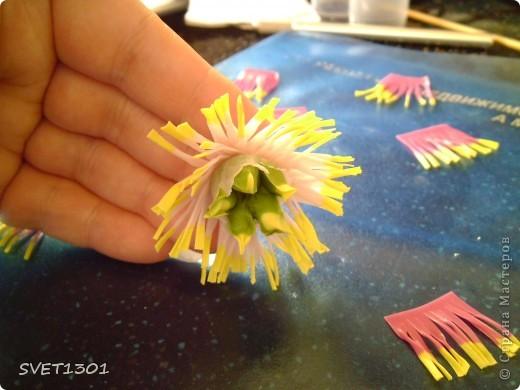 Мастер-класс Лепка Древовидный пион МК Фарфор холодный фото 9