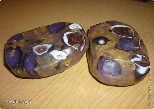Мягкое мыло-скраб и мыльные камни. фото 7