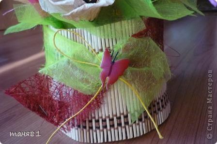 Подарки делала учителям музыки Полинки к 8 марта. Впервые пробовала свит-дизайн. фото 5