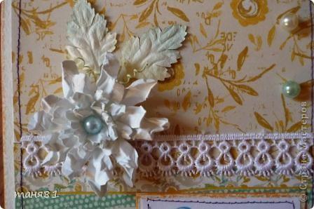 Подарки делала учителям музыки Полинки к 8 марта. Впервые пробовала свит-дизайн. фото 7